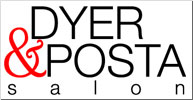 Dyer & Posta Salon Logo
