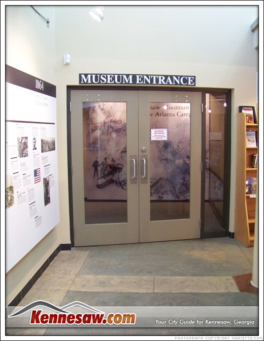 Kennesaw Mountain National Battlefield Park Museum