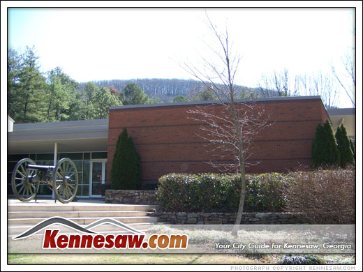 Kennesaw Mountain National Battlefield Park Visitor Center
