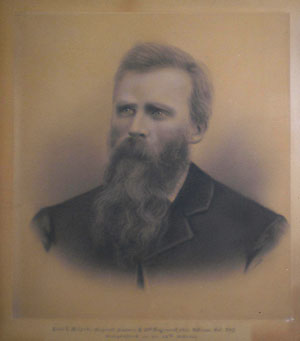 Civil War Soldier and Battle of Kennesaw Mountain Veteran Levi Gilpin