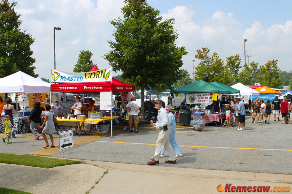 Kennesaw Pigs and Peaches Barbecue Festival