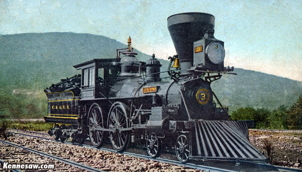 The General - Great Locomotive Chase