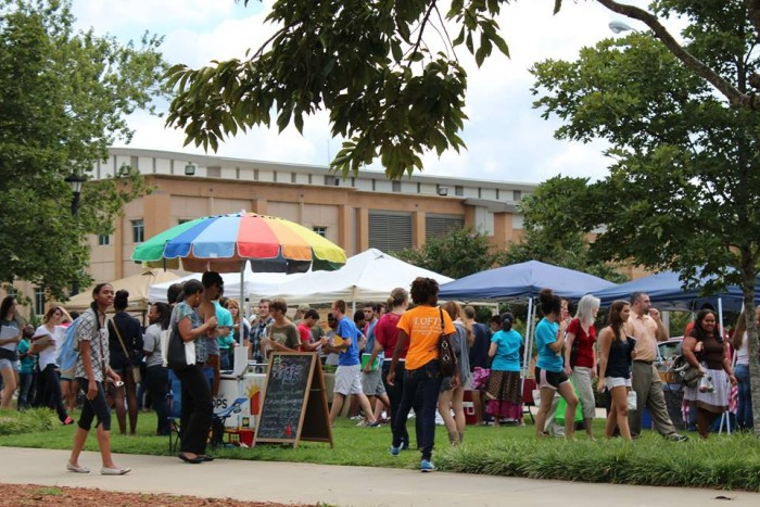 Photos courtesy Kennesaw State University Fall Farmers Market