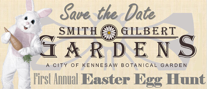 Kennesaw Easter Egg Hunt at Smith Gilbert