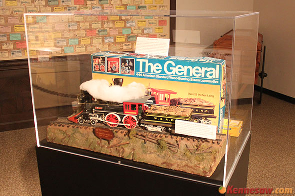 Model of The General