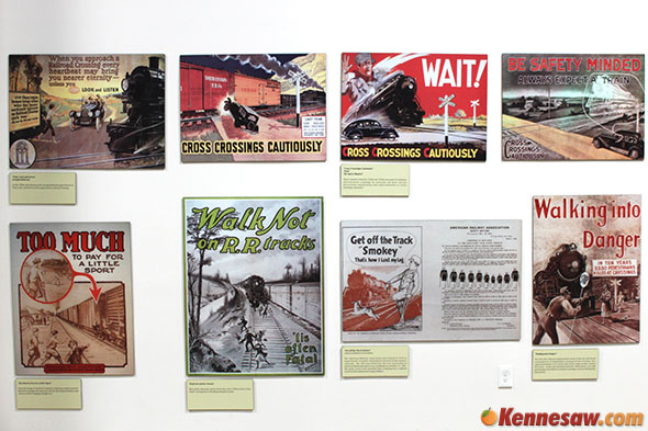 Train Posters
