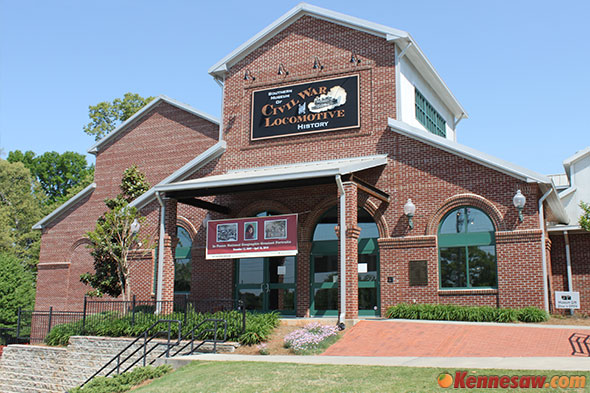 Kennesaw's Southern Museum of Civil War and Locomotive History