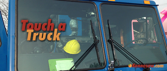 Cobb County Touch-a-Truck